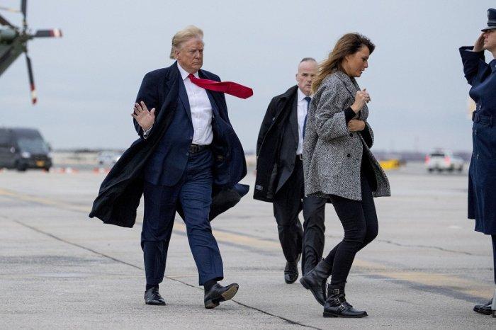 US President Donald Trump. (PTI Photo)