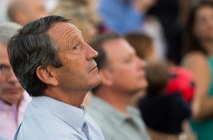 Mark Sanford, a former governor of South Carolina (Reuters Photo)