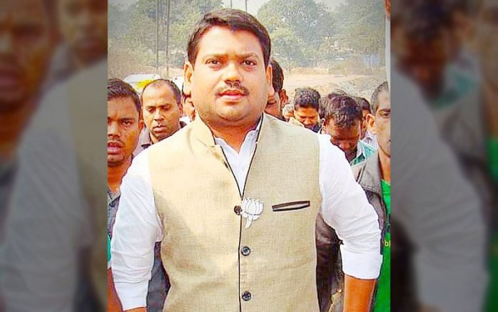 Sanjeev Singh, the BJP MLA from coal-belt Jharia in the outgoing Assembly, has been denied a party ticket by the saffron camp. The BJP has, instead, fielded his wife Ragini Singh from Jharia. (Photo credit: Wikipedia)