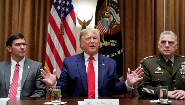 Donald Trump (Reuters photo)