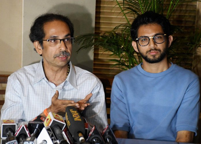 """The talks are in the right direction,"" Uddhav Thackeray said, adding that the modalities will be announced at an appropriate time."