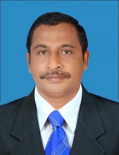In-charge VC Kishore Kumar C K