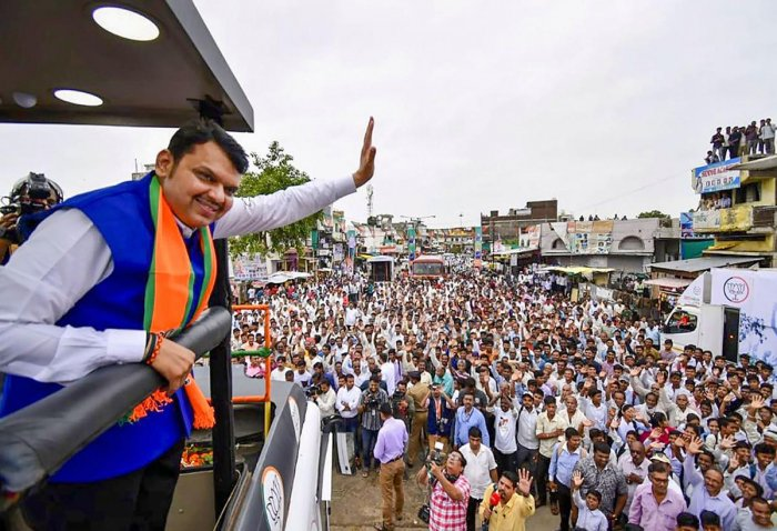 Maharashtra CM Devendra Fadnavis. PTI Photo