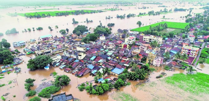 The landslips and overflowing of flood waters along the entire west coast and the hill region of the Western Ghats is a clear pointer to the way we have failed to handle the fragile mountain range.