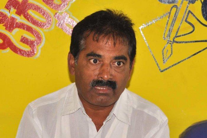 M C Nagesh