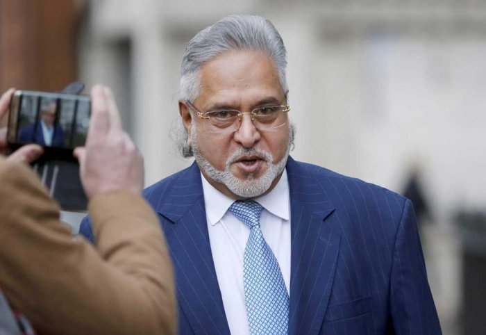 "Vijay Mallya claimed that ""government agencies and banks can drive anyone to despair"""