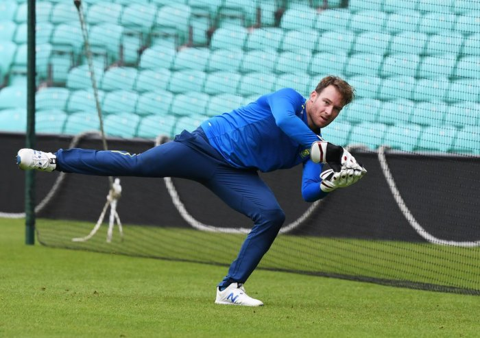 Miller, who featured in the World Cup, the Indian Premier League and the tour of India in a hectic schedule this year, had recently taken time off to get back his focus. AFP file photo
