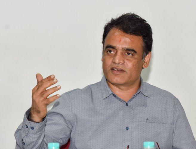 Ashwath Narayan. (DH Photo)