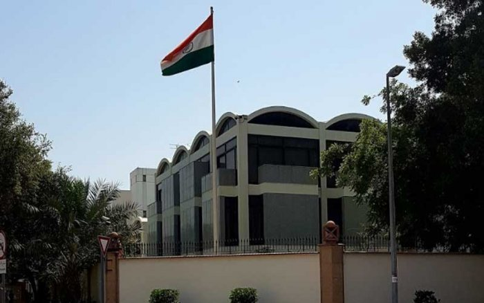 Indian Consulate.