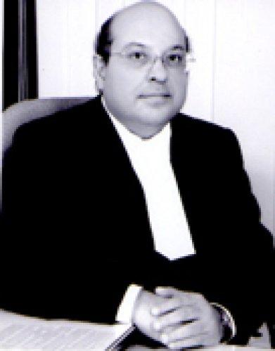 File Photo: A judge of the Supreme Court of India Rohinton Fali Nariman.