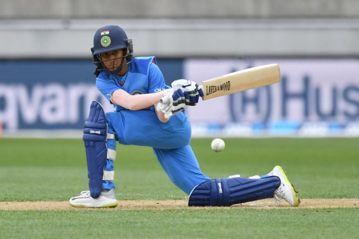 India's Jemimah Rodrigues (Photo by AFP)