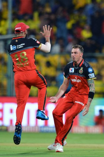 Dale Steyn was the biggest name to not feature in Royal Challengers Bangalore's retained-players list on Friday. (AFP Photo