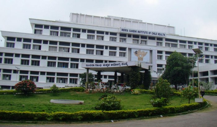 The Indira Gandhi Institute of Child Health has been without a permanent head for a year