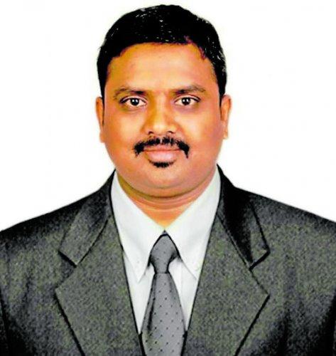 Ujenappa Jattappa Kodihalli. (DH photo)