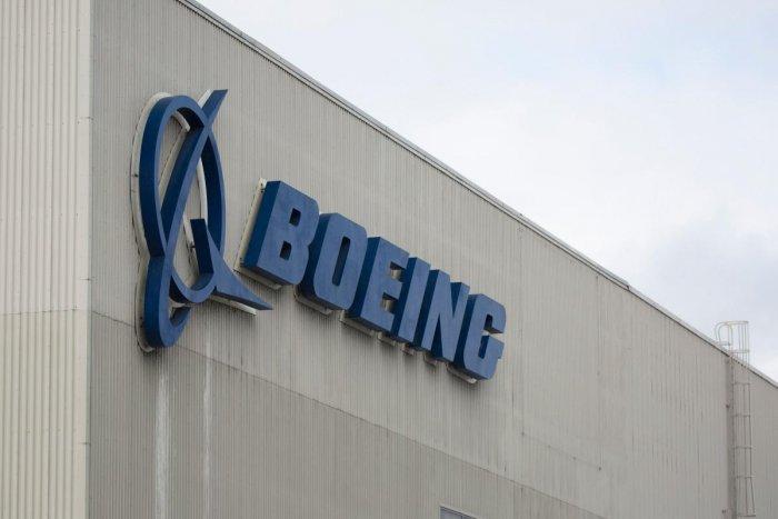 Boeing logo (AFP Photo)