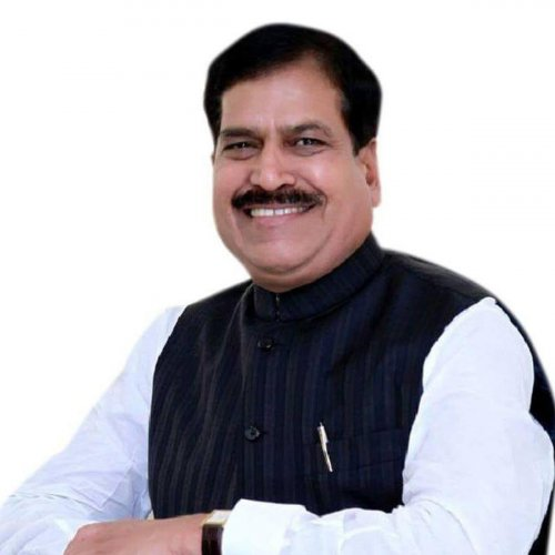 Union Minister Suresh Anand. (File Photo)