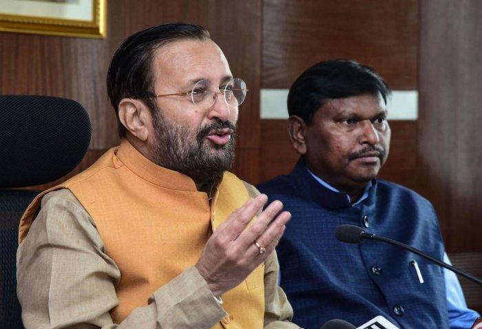 Prakash Javadekar. (PTI File Photo)