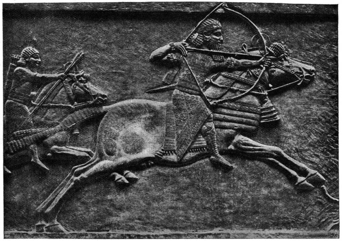 Neo-Assyrian Empire. (Photo: Wikimedia Commons)
