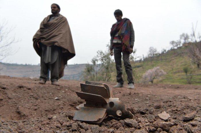Pakistani troops shelled along LOC (AFP File Photo)