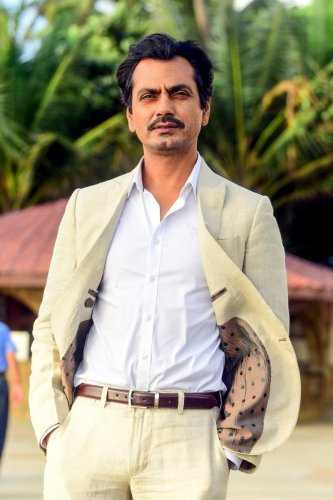 Bollywood actor Nawazuddin Siddiqui (Photo by AFP)