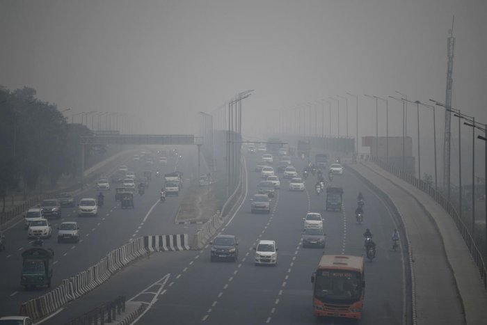 As per the Air Quality Action Plan, approved by Central Pollution Control Board and the National Green Tribunal, the components that contribute substantially to air pollution are coal or wood-fired ovens, which have high air pollution potential. (AFP photo)