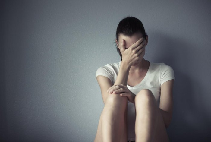 Young women feeling stressed and depressed. Representative Image