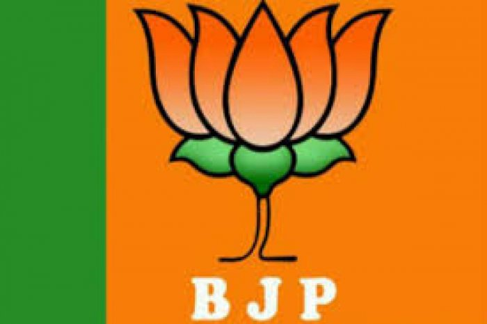 The Logo of BJP. (Photo by Wikipedia)