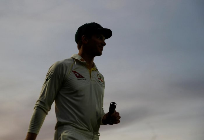File Reuters photo of Tim Paine