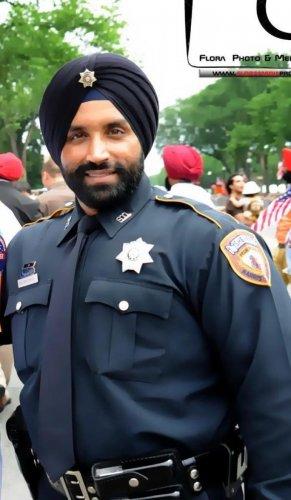 Sandeep Singh Dhaliwal. (Photo by twitter)