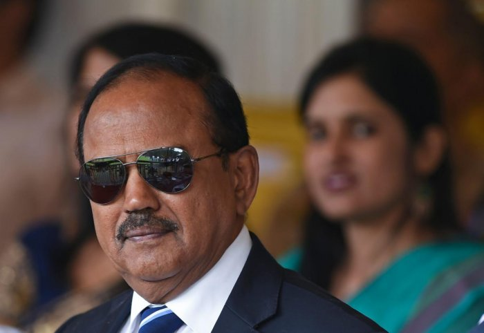 National Security Advisor Ajit Doval. (AFP file photo)