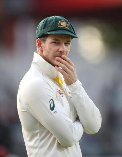 Australia Captain Tim Paine (Photo by Reuters)