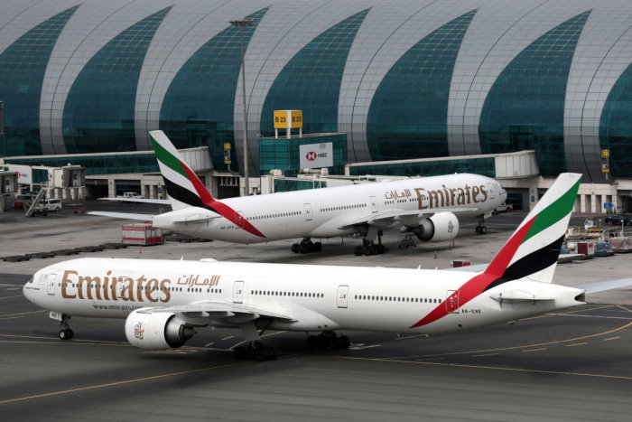 It remained unclear how far a restructuring of the 777X order would be discussed officially at the Dubai Airshow (Photo by REUTERS)