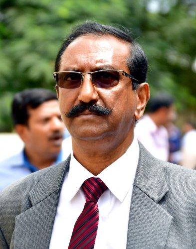 B.H Anil Kumar, COMMISSIONER BBMP