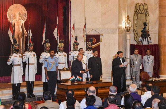 President Ram Nath Kovind. Representative Image. (PTI Photo)