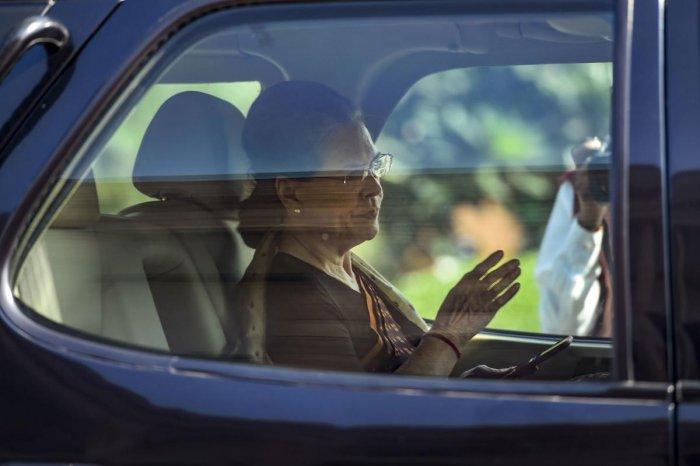 Congress President Sonia Gandhi (PTI Photo)