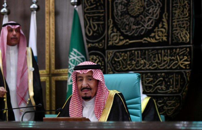 Saudi Arabia's King Salman. Reuters