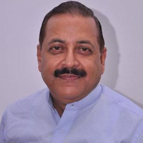 Union Minister of State for Department of Space Jitendra Singh