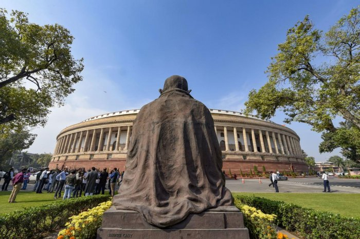 The International Financial Services Centres Authority Bill, 2019 will be introduced in the Lok Sabha after withdrawal from the Rajya Sabha. (PTI Photo)