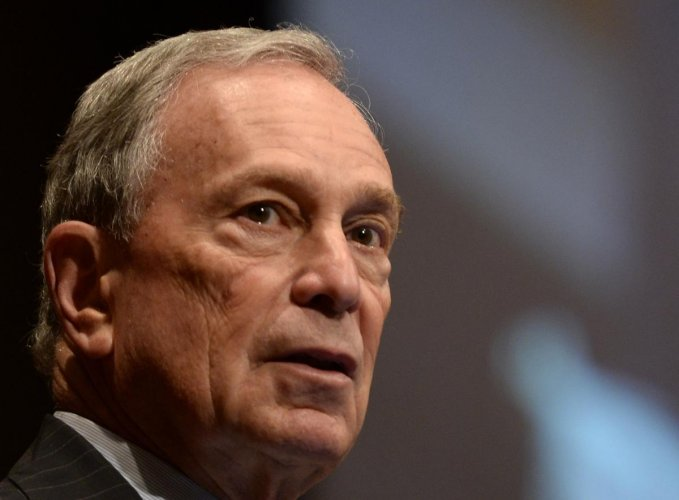 New York City Mayor Michael Bloomberg. (AFP file photo)