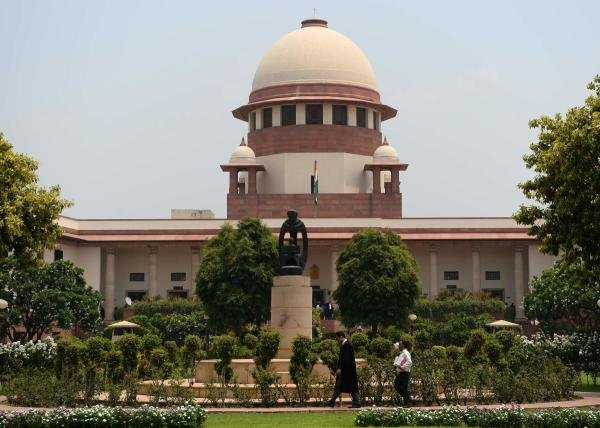Immadi Mahadevaswamy has filed the bail application through Dua Associates in the Supreme Court on Thursday. Photo/AFP