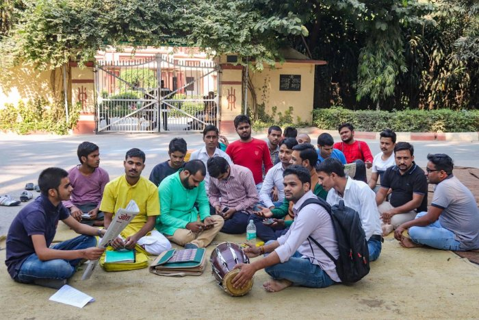 The BHU students' demand is reprehensible and should be condemned in the strongest terms.