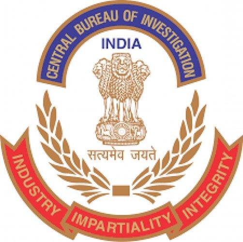 The Logo of the Central Bureau of Investigation(CBI). (DH photo)