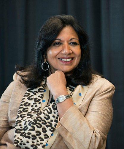 Kiran Mazumdar Shaw Founder & chairperson of Biocon(Photo by Wikipedia)