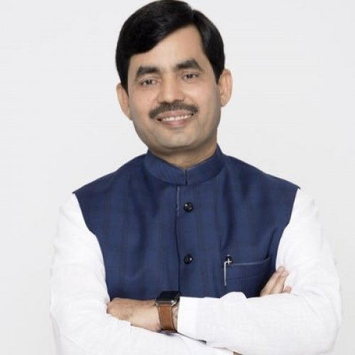 Shahnawaz Hussain. (Photo by Twitter)