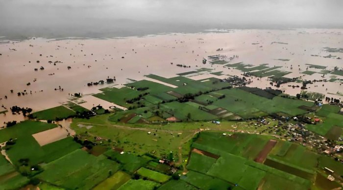 The Centre is awaiting details from the state government on the extent of damage to crops, and action will be taken for release of grant after getting information from the state.