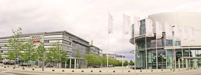 Audi Ingolstadt. (Photo by Wikimedia Commons)
