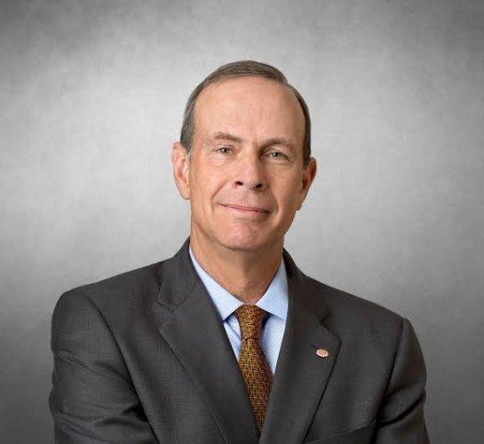 Michael Wirth. Photo credit: Chevron.com