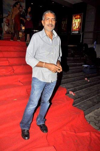 Indian film producer, actor, director and screenwriter Prakash Jha (Wikimedia Commons photo)