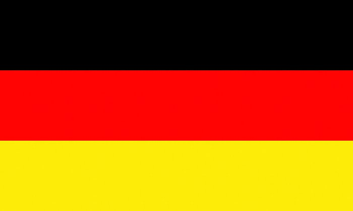 German Flag. (Photo by Wikimedia Commons)