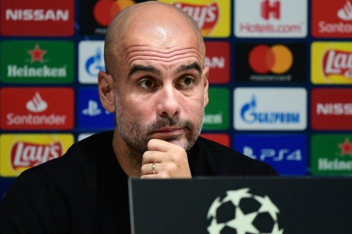 Manchester City's Spanish manager Pep Guardiola. Representative Image. (AFP Photo)